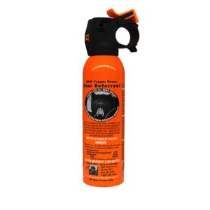 udap bear spray orange canister
