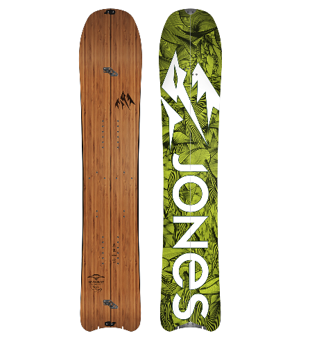 Jones Hovercraft splitboard