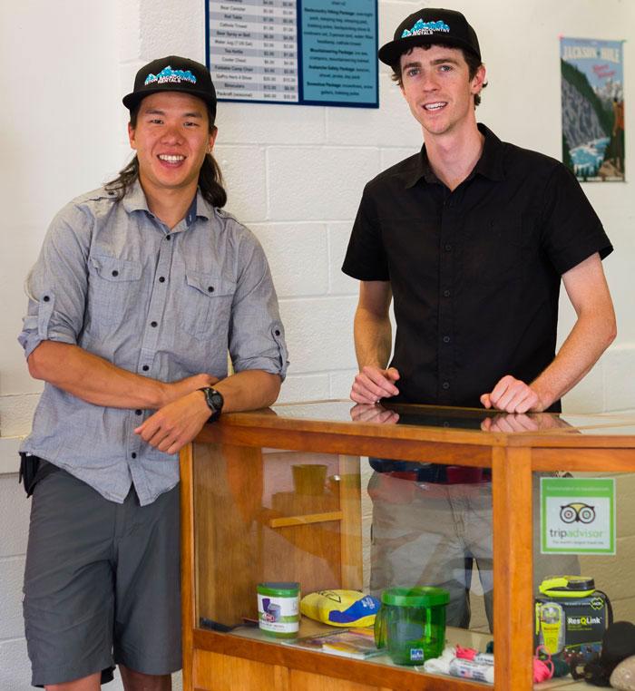 Teton Backcountry Rentals Staff
