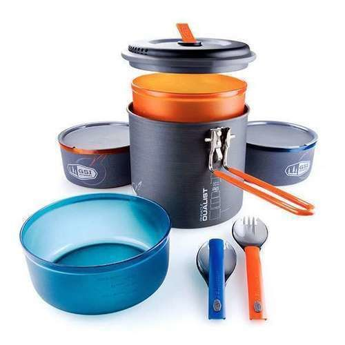 Backcountry Cookware Set