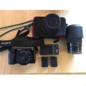 Sony a6000 Camera Kit