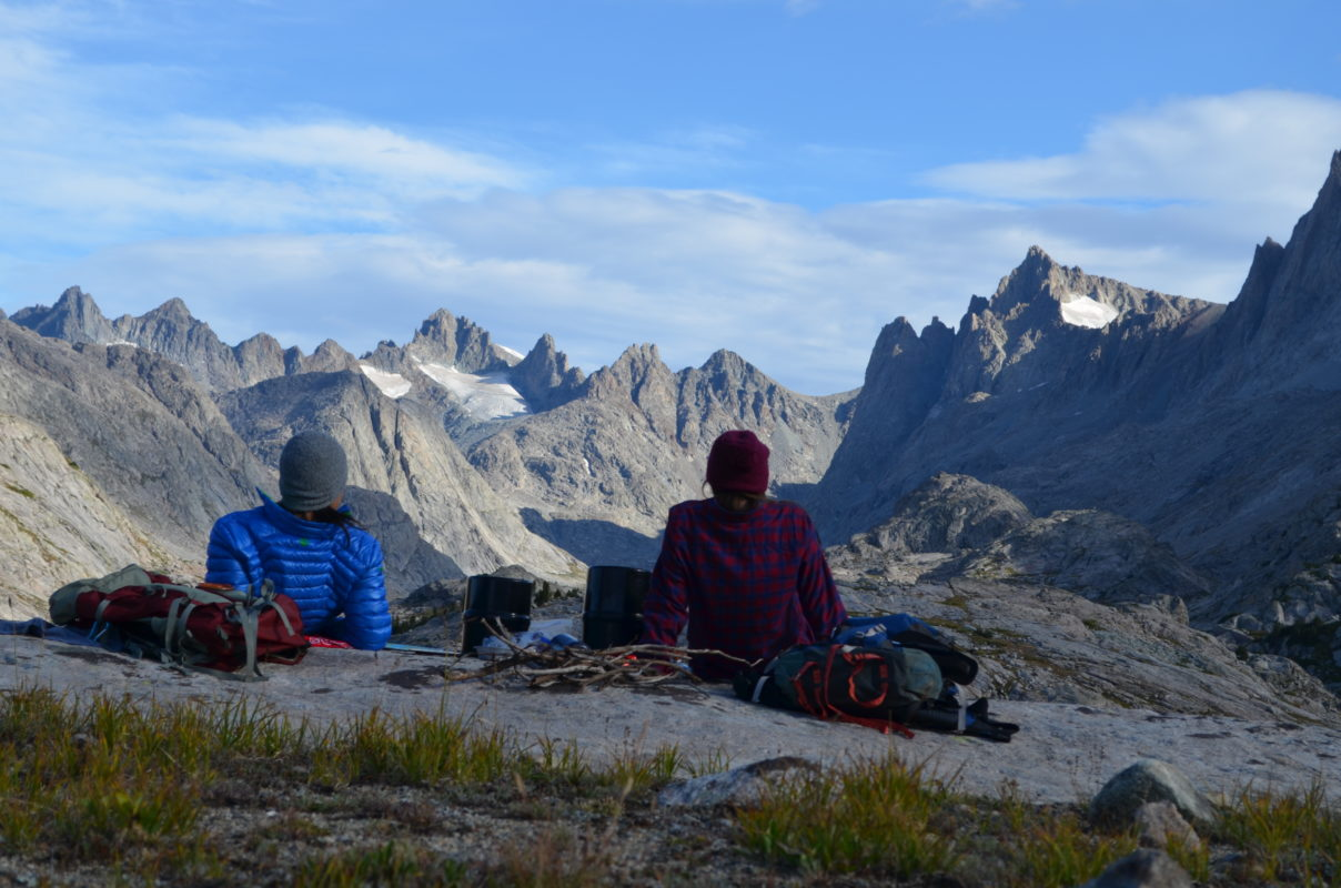 Wind River Range Lounge