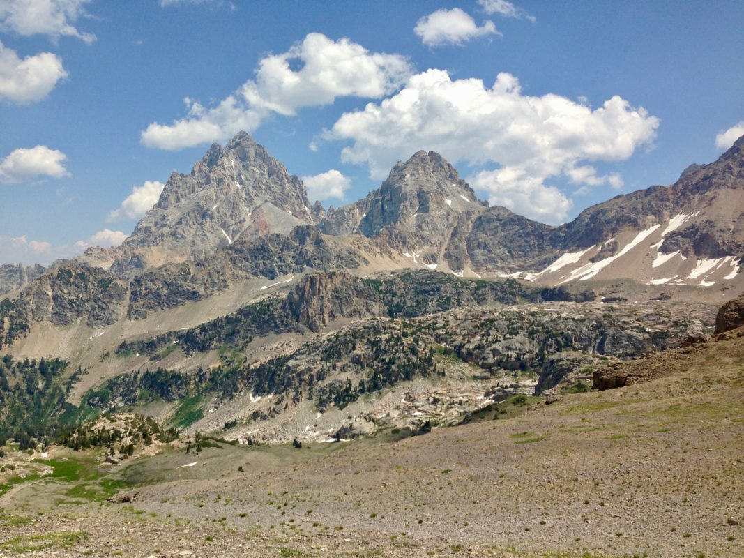 Teton Crest Saddle