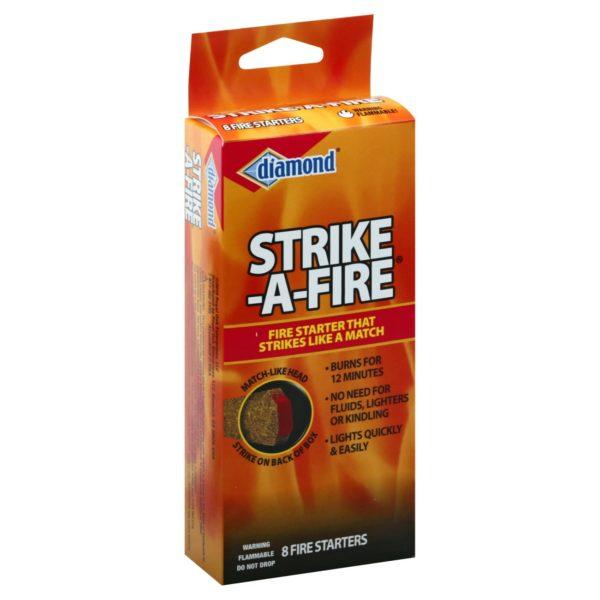diamond strike-a-fire